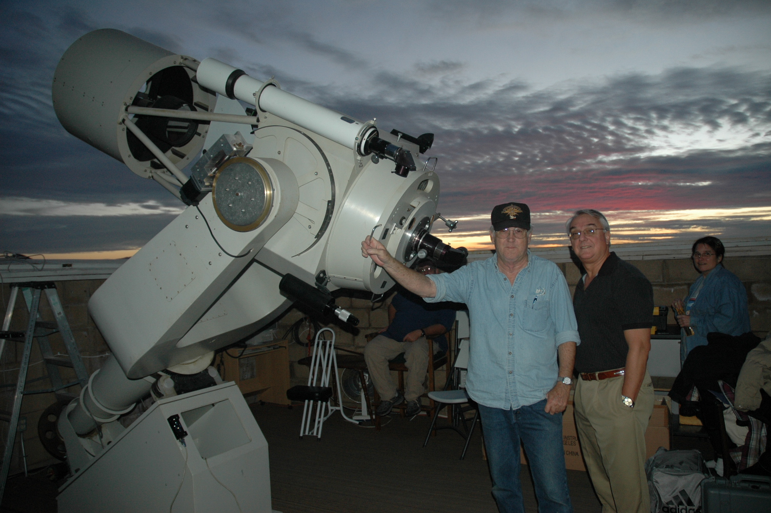 Knoll Observatory Photo